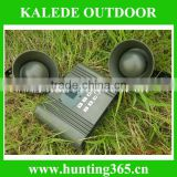 Factory direct sell bird repeller with 50W, 150dB speaker