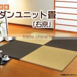 Japanese TATAMI mats made in Japan made of rush grass IGUSA for wholesaler