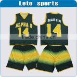 2015 cheap latest camo reversible sublimation basketball uniforms,backetball jersey green and yellow