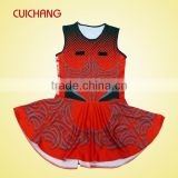 Netball dress,girls tennis dress, custom design cheap Women Tennis/Netball Dress, Sport Skirt