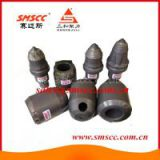 C31 25mm Foundation Drilling Cutting Tungsten Carbide Tool Drill Bits Core Barrel Bucket Auger Chisel Bullet Teeth