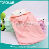 2015 Wholesale custom designs bamboo terry baby bibs with cute pattern free