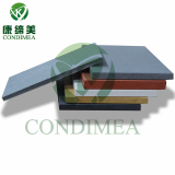 Reinforced  cement fiber board with factory price