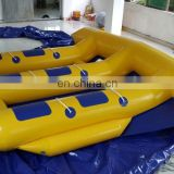 cheap price inflatable flying fish boat flying inflatable water sled