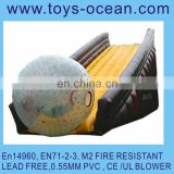 Inflatable Zorb Ball Used on the Grassland, Zorb Ramp, Snow Field/Inflatable Roller Ball
