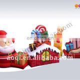 (Christmas Combination) inflatable christmas