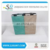 hot sale color rattan basket with lid laundry bags