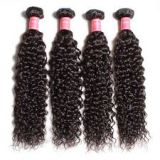 Chemical free Clip In Hair Extension Jerry Curl Grade 7A