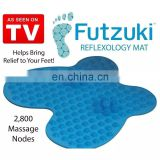 2800 Points Relieving Pain Relief Massage Foot Acupressure Futzuki Reflexology Mat Futzuki