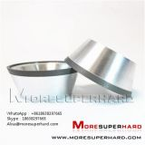 Hybrid metal-resin diamond Wheel Alisa@moresuperhard.com