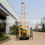 small crawler land drilling machine geotechnical