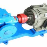 RCB heat preservation gear oil pump bitumen pump