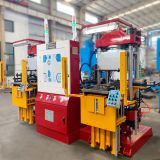Vacuum Compression Molding Machine 100 ton/double table
