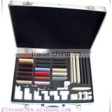fashion stone aluminum honeycomb panel in aluminum case for storage tool set In China