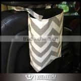 Chevron Car Trash Bags