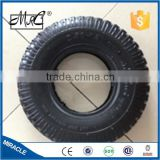 High quality go kart 2 wheels wagon tyre small rubber wheelbarrow tire 2.80/2.50-4