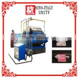 recyled paper pulp molding machine for egg tray/ egg box/ fruit tray / paper pallet 2800Pcs/H