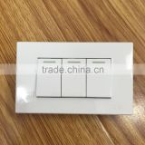 118 series 3 gang wall switch, 118 series Australian type wall switch & socket                                                                                                         Supplier's Choice