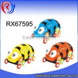Funny b/o bee toy kid car stunt toy car for sale