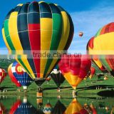 nice manned hot air balloon price / hot air balloon fabric                                                                         Quality Choice