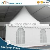 Hard Pressed Extruded Aluminum Alloy canvas tent,pagoda tent, pop tent                                                                         Quality Choice