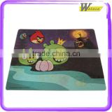 Hot Selling Red Cute Bird and Green Pig King head 48 Pieces Lenticular Troy Best Lighting Jigsaw Puzzle