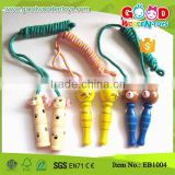 2.5M Sports Equipment Lovely Cartoon Animals Handle Kids Skipping Rope                                                                         Quality Choice