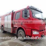 4*2 foam fire truck with 5.712 CBM