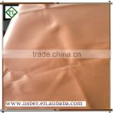 3d wall panel PU/PVC soft artficial leather woven or nonwoven fabric