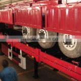 20-40ft / 2 or 3 axle flatbed semi trailers for sale (container transportation) for Angola\Congo
