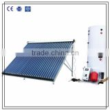 2016 hot new products Separate pressure solar hot water heater