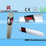 Manufacture road safety reflective PVC delineator post / traffic sign post