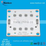 China pcb manufacturer cooper heatsink 12s1p square circuit board for residential lighting