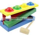 Hot Selling diy wooden toys to kids,wooden DIY table tennis