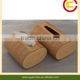 Creative tissue boxes napkin box bamboo tissue box