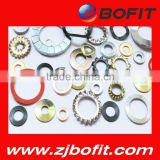 Bofit good quality copper shim washer with locking washer OEM available                                                                         Quality Choice
