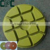 3-7 inch wet flexible diamond floor polishing pads for marble floor