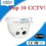 High qaulity waterproof network web cam easy to install p2p ip camera on sale