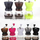 hand coffee grinder/manual coffee mill