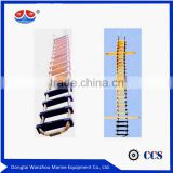Material marine emergency escape climbing Rope Ladder