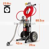 007A 3.5HP 2350W Push-pull high pressure airless paint sprayer machine HS code 8424891000, 8424899990