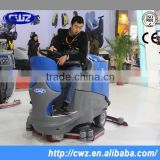 Top band floor sweeper dry cleaning machine for sale