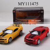 Kids toys high emulational 1: 32 bumblebee metal car 2 colors race car games die cast car toy
