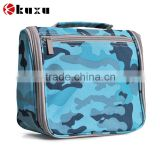 New fashion large capacity women makeup travel handbag camouflage canvas women's bag