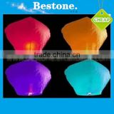 2015 ECO flame resistant chinese sky lanterns happy birthday sky lantern