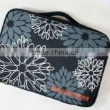 ladies Fashion waterproof light weight printed neoprene polo portable 21 inch Laptop bags wholesale