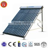 China solar system parabolic solar selective coating for solar collector