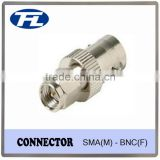 BNC Jack to SMA Plug Coax Adapter connector