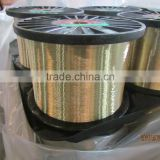 Real factory hydraulic hose brass coated steel wire