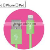 OEM service for iphone 6 cable mfi for iphone 6 wire mfi for iphone 6 lead mfi for lightning to USB cable for iphone 6